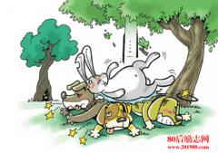 猎狗和土拨鼠的故事