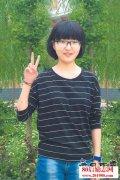 <b>2016年高考甘肃文科状元李晓彤:从来没有上过补习班</b>