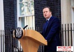 <b>英国脱欧,首相卡梅伦辞职演讲稿(中英文)和演讲视频</b>
