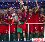 2016年欧洲杯C罗夺冠