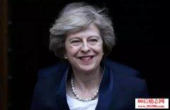 英国继铁娘子后,第