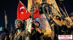 北大教授看土耳其军