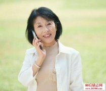 回忆妈妈的爱,电话
