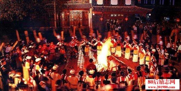 火把节由来的传说和历史故事
