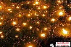 <b>火把节的传统习俗,看看云南人是怎么过火把节的</b>