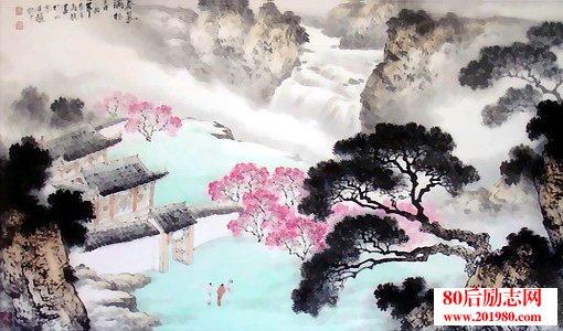 心中若有桃花源,何处不是水云间