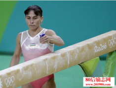 "<b>李月亮为丘索维金娜点赞,里约奥运会上的""奶奶级""选手</b>"