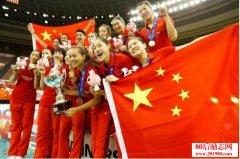 """里约奥运会女排夺冠,12年后再夺冠彰显""""女排精神"""""""