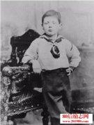 <b>丘吉尔小时候的故事:冥冥之中的轮回</b>