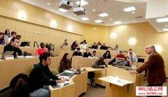美国大学开学第一天