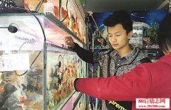 <b>湖南郴州23岁职校毕业生的创业故事,开观赏鱼店月入过万</b>