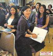 温州女商人江桂兰的创业故事,登上APEC演讲台