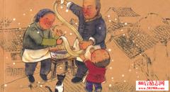 春节习俗完整版,小