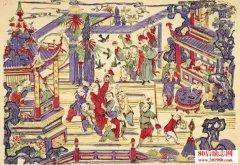 春节的习俗,13个关