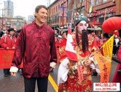外国人怎么过春节?