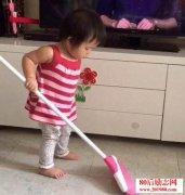 <b>哈佛大学研究表明:孩子干家务对的孩子成长有好处</b>