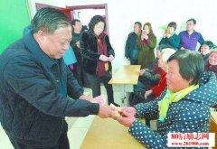 <b>中国好人张振堂的慈善故事:23年尊老爱幼回馈社会</b>