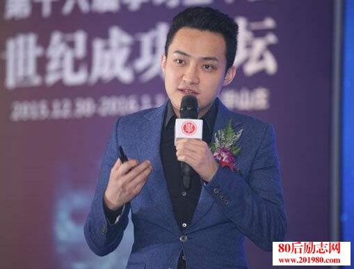 90后CEO孙宇晨:90后如何定位个人的发展方向?