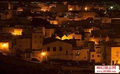 乡村生活作文素材:描写乡村夜晚的好段