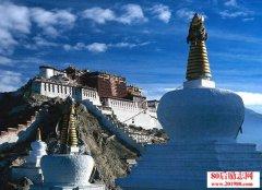 去西藏旅游拍照时请