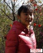 汶川女青年地震后辞