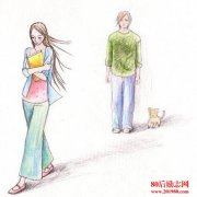 分手的故事:爱是积累来的,不爱也是!