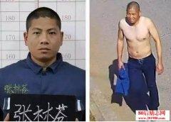 云南越狱犯张林苍:
