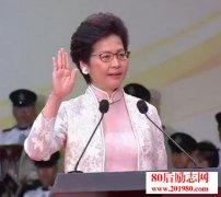 香港女特首两个儿子都毕业于剑桥,她的育儿观只有8个字