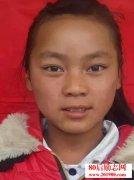 一个贵州彝家女孩的孝心故事