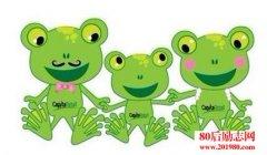 三只青蛙的故事,激