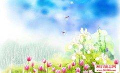 描写春天的诗句大全