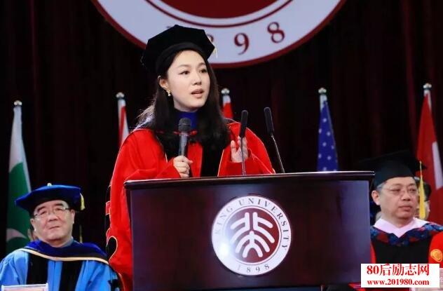 史蛟教授在北大汇丰商学院2018毕业典礼的致辞演讲