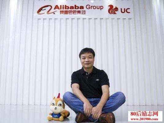 UC浏览器创始人何小鹏的创业故事,创业圈的致富传奇
