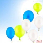 气球能不能升起和颜