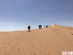 旅行在新疆美丽的大